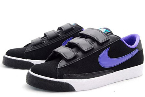Tous Blazers Noir Nike Bas Velcro