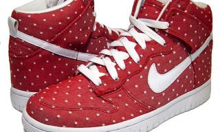 Nike Dunk Hi Valentine's Day 2010