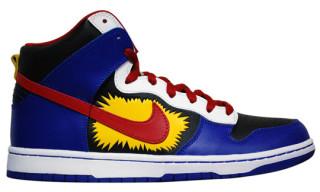 "Nike SB Spring 2010 Dunk Hi Quickstrike ""Booom"""
