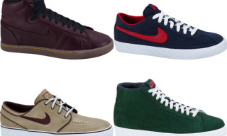 Nike SB January 2010 Footwear | A Full Look