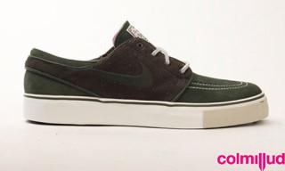 "Nike SB Spring 2010 Stefan Janoski ""Dark Green"""