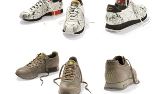 Onitsuka Tiger Cat Collection | Studio Anti and Washio Tomoyuki