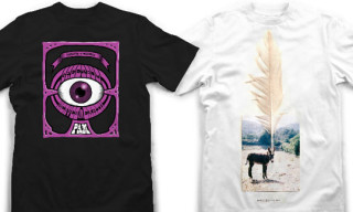 P.A.M. Holiday 2009 T-Shirt Collaborations