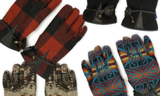 Pendleton Holiday 2009 Gloves