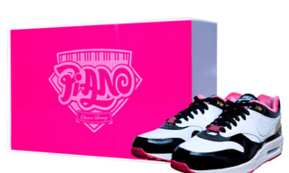 "PHANTACi x Nike Air Max 1 ""Grand Piano"" Release Information"