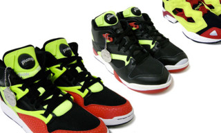 Reebok Holiday 2009 Respect Pack | Insta Pump Fury, Pump Omni Lite, Court Victory Pump
