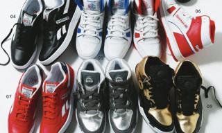 Reebok Spring 2010 Footwear Preview