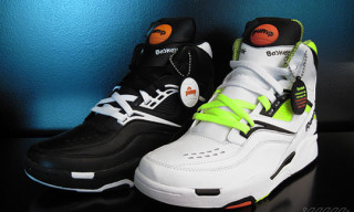 "Reebok Pump ""Twilight Zone"" Pack"