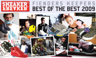 Sneaker Freaker Best of 2009