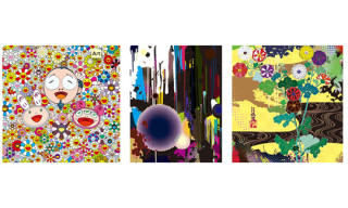 New Takashi Murakami Prints
