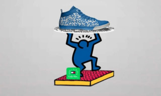 Tommy Hilfiger x Keith Haring Capsule Shoe Collection