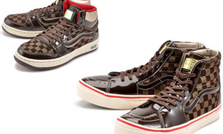 Vans Chocolate Check Pack