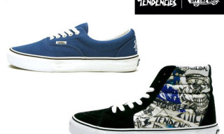 Vans x Suicidal Tendencies Spring 2010 Pack | Sk8 Hi and Era