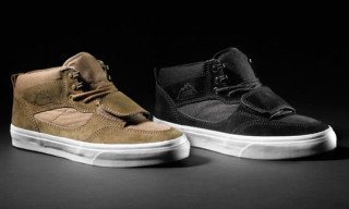 "Vans Syndicate Holiday 2009 Mountain Edition S ""Warrior"""
