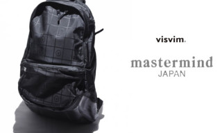 visvim x mastermind Japan x Ron Herman Ballistic 20L