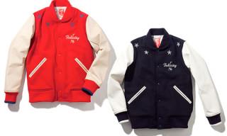 """whiz Spring 2010 """"Felicity"""" Varsity Jacket"""
