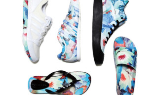 Y-3 Spring/Summer 2010 Flower Pack