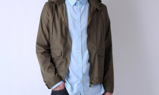 A.P.C. x K-Way Spring 2010 Nylon Jacket