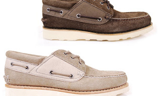 Abington by Timberland Spring/Summer 2010 3-Eye Boat Wedge