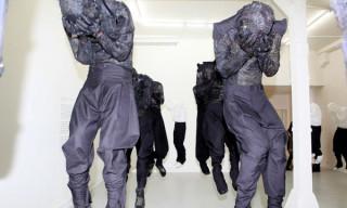 "Aitor Throup ""Legs"" Exhibition"