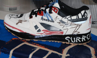 Basquiat x Reebok Winter 2010 Affili'Art Collection Preview