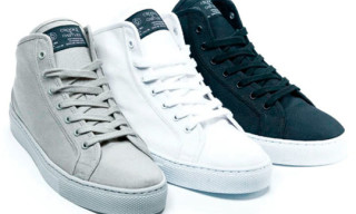 Crooks & Castles Spring/Summer 2010 Footwear – Redfoot