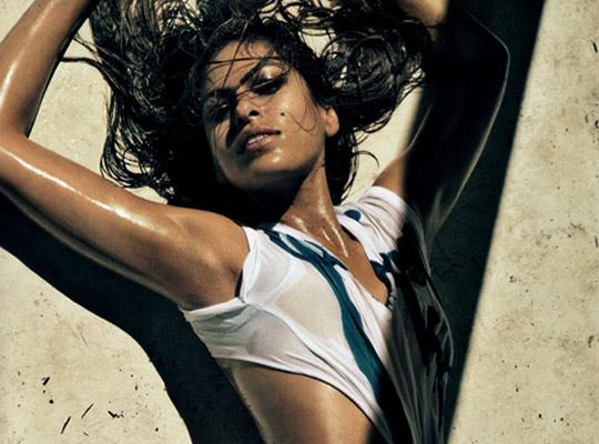 Eva Mendes for Calvin Klein Jeans