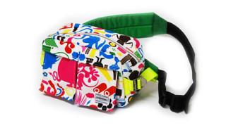 Genevieve Gauckler x Medicom Toy x Porter Waist Bag