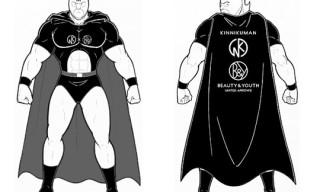 Kinnikuman x Beauty & Youth United Arrows T-Shirts