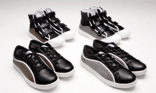 MS Sneaker Swallow Grid Collection