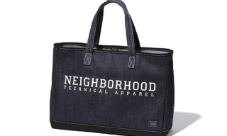 Neighborhood x Porter Tote Bag – Online Exclusive