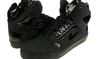 Nike Auto Flight Hi All-Black