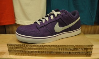 Nike 6.0 Canvas Dunk Low