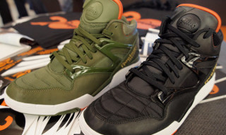 Reebok Fall/Winter 2010 Pump Omni Lite – Military Pack