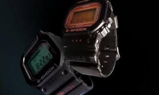 SMG x Devilock x G-Shock DW-5600