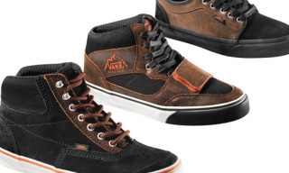 Vans Snow 2011 AWT Collection