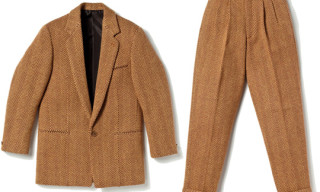 BBC/Ice Cream Spring 2010 Wool Herringbone Suit