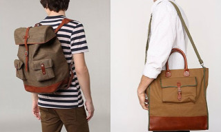 The Brothers Bray & Co. Rucksack and Tote Bag