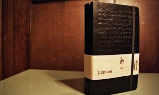 (capsule) x Moleskin Notebooks