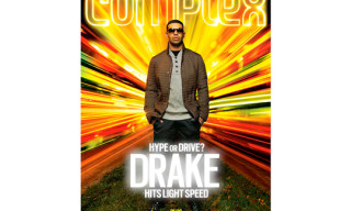 Drake Covers Complex Magazine February/March 2010 Issue