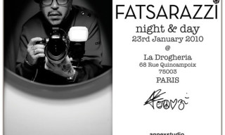 FATSARAZZI Night & Day Exhibition Paris
