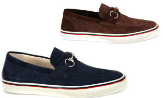 Gucci Spring/Summer 2010 Boat Shoe