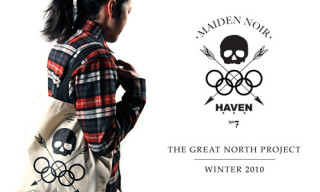 "Haven x Maiden Noir ""The Great North"" Olympic Project Winter 2010"