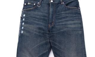 Levi's Fenom Five Star Print Jeans