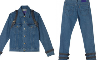 Levi's x House of Holland Spring/Summer 2010 Collection