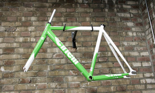Mash x Cinelli Bike Frame – 2010 Colorway