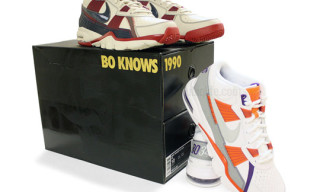 "Nike Trainer SC 2010 ""Bo Knows/Albert Knows"" Pack"