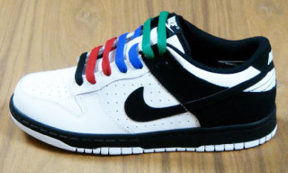 "Nike Spring 2010 Dunk Low ""Grade School"""