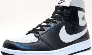 Nike Dynasty Hi LE Black/White
