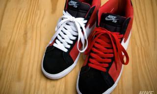 Nike Blazer Hi SB Varsity Red/White/Black